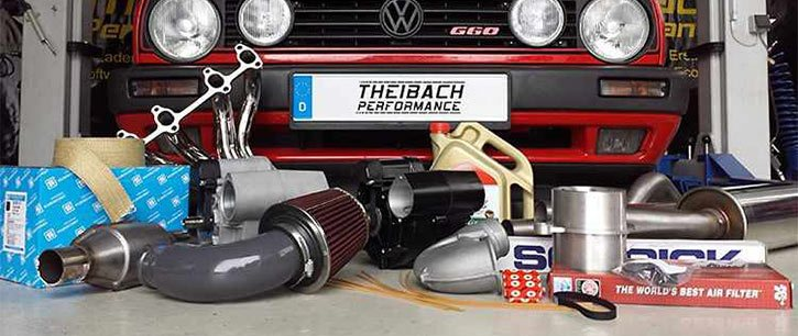 Spare and tuning parts for your vehicle