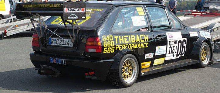 Racing / motorsport parts