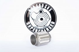Flex tube / Flex piece 76mm / 150mm universal