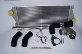 Intercooler VW Golf 1 G60 Sprinter KIT - black