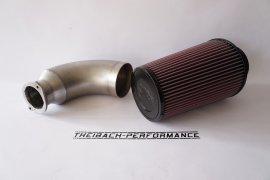 Intake system / intake pipe G60 loader / G-Lader - 89mm incl. K&N filter