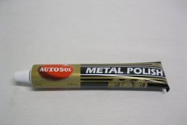 Metal care polish for chrome and metal from Autosol - 75 gram