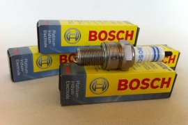 Spark plugs Bosch WR6 for G60