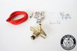 Mounting kit for fuel pressure regulator G60