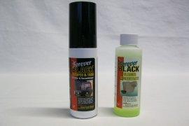 Plastic care Forever Black - 295 ml