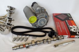 Performance kit VW Golf G60 Stage 3 - approx. 230 PS