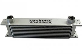 Oil cooler 10 rows - 330 mm