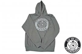 Hoodie Men TP Collection 2020 - grey - NO FUCKING TURBO