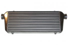 Intercooler 600 x 300 x 76 mm aluminium universal