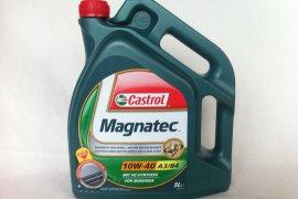 Engine oil Castrol 10W-40 Magnatec 5 litres