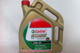 10W-60 Castrol Edge 5 litres