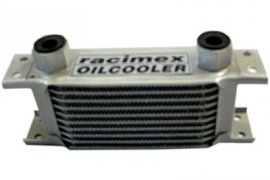 Oil cooler 10 rows - 210 mm