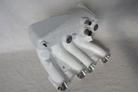 Suction bridge of VW G60 powder coating