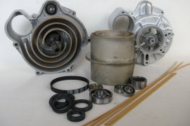 G-Lader overhaul with original parts G60