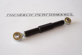 Belt tensioner adjustable - black - for G60