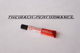 Screw lock lacquer Bader lacquers - red - 20 ml