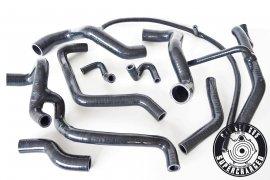 cooling water hoses VW Corrado 2.9ltr. VR6 ABV - black
