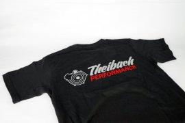 T-Shirt Men Theibach-Performance / Crew-Shirt 2018 - black