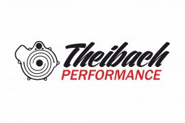 Theibach-Performance stickers / labels / lettering in black-red