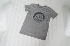 T-shirt men G40 G60 G65 Loader / G-Lader retro look in grey