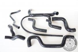 cooling water hoses VW Golf 3 2.0ltr. 16V ABF - black