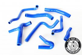 Cooling water hoses VW Golf 2 GTI 16V 1.8ltr PL / KR - blue