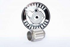 Flex tube / Flex piece 63,5mm / 150mm universal