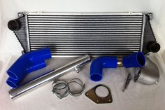 Intercooler VW Golf 1 G60 Sprinter KIT - blue