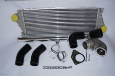 Intercooler VW Golf 1 G60 Sprinter KIT - black