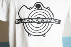 T-shirt men Theibach-Performance in white