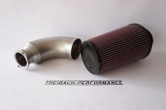 Intake system / intake pipe G60 loader / G-Lader - 89mm incl. K&N filter
