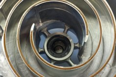 RS2 machining G40 G60 G-Lader - Stage II