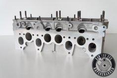 Cylinder head machining G60 - Stage II
