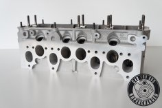 Cylinder head machining G60 - Stage III