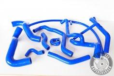 cooling water hoses VW Corrado 2.9ltr. VR6 ABV - blue