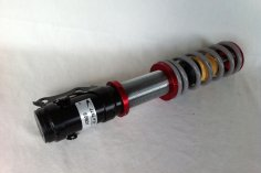 Coilover suspension VW Golf 1 / Jetta 1 Lowtec HiLOW 4