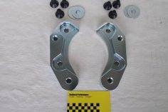 Brake caliper adapter Golf 1 for G60 brake VA