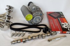 Performance kit VW Corrado G60 Stage 3 - approx. 223 PS