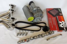 Performance kit VW Golf G60 Stage 4 - approx. 260 PS