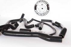Cooling water hoses VW G60 Golf, Rallye, Corrado - black