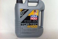 5W-40 LIQUI MOLY TopTec 5 litres