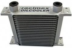 Oil cooler 19 rows - 210 mm