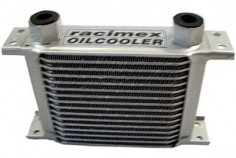 Oil cooler 16 rows - 210 mm