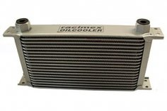 Oil cooler 19 rows - 330 mm
