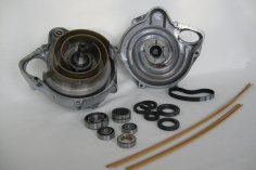 G-Lader overhaul with original parts G40