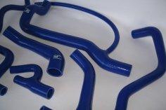 Cooling water hoses VW G60 Golf, Rallye, Corrado - blue