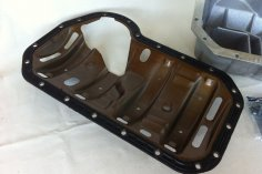 Oil pan Schrick and oil plane G60
