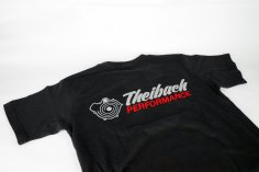 T-Shirt Men Theibach-Performance / Crew-Shirt 2018 - black
