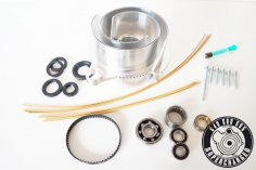 displacer motorsport G60 loader / G-loader aluminium + overhaul kit