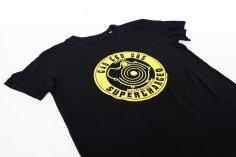 T-shirt men G40 G60 G65 Loader / G-Lader retro look - black with yellow print